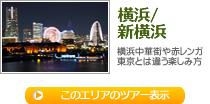 横浜/新横浜 横浜中華街や赤レンガ東京とは違う楽しみ方(びゅう)